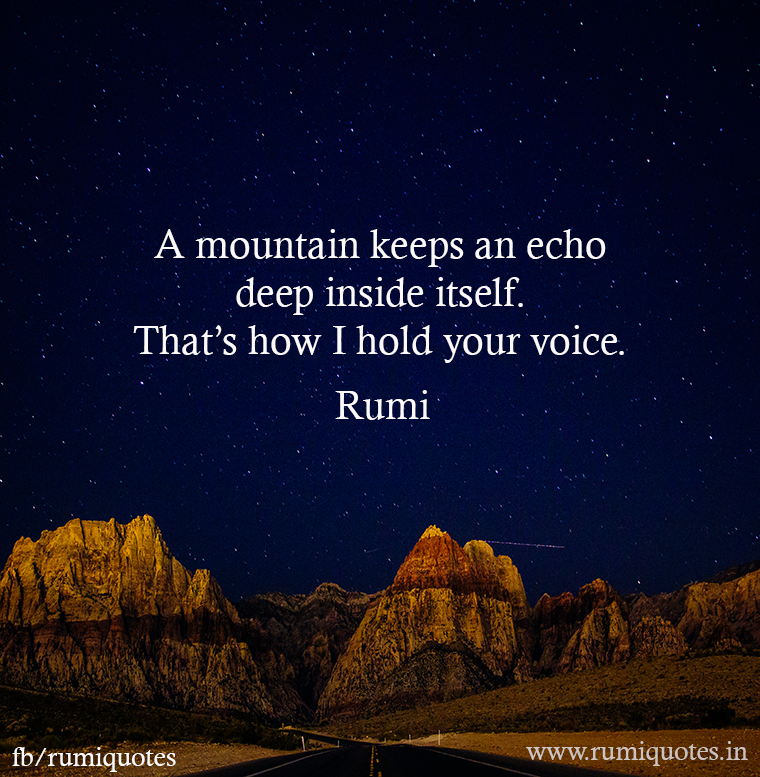 Most Inspiring Life Quotes: Discover The Top 25 Most Inspiring Rumi Quotes: Mystical
