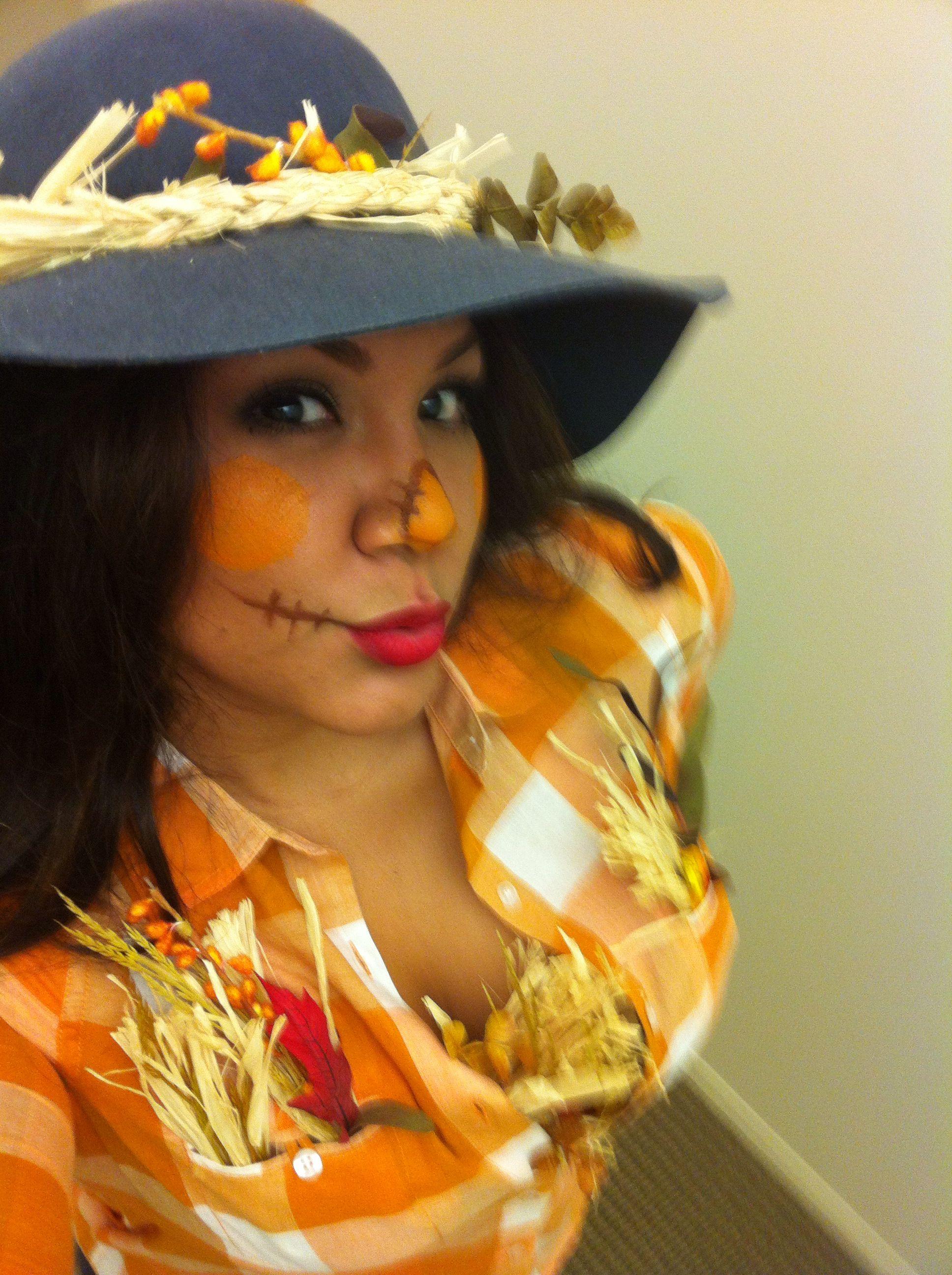 This is halloween scarecrow cute Halloween