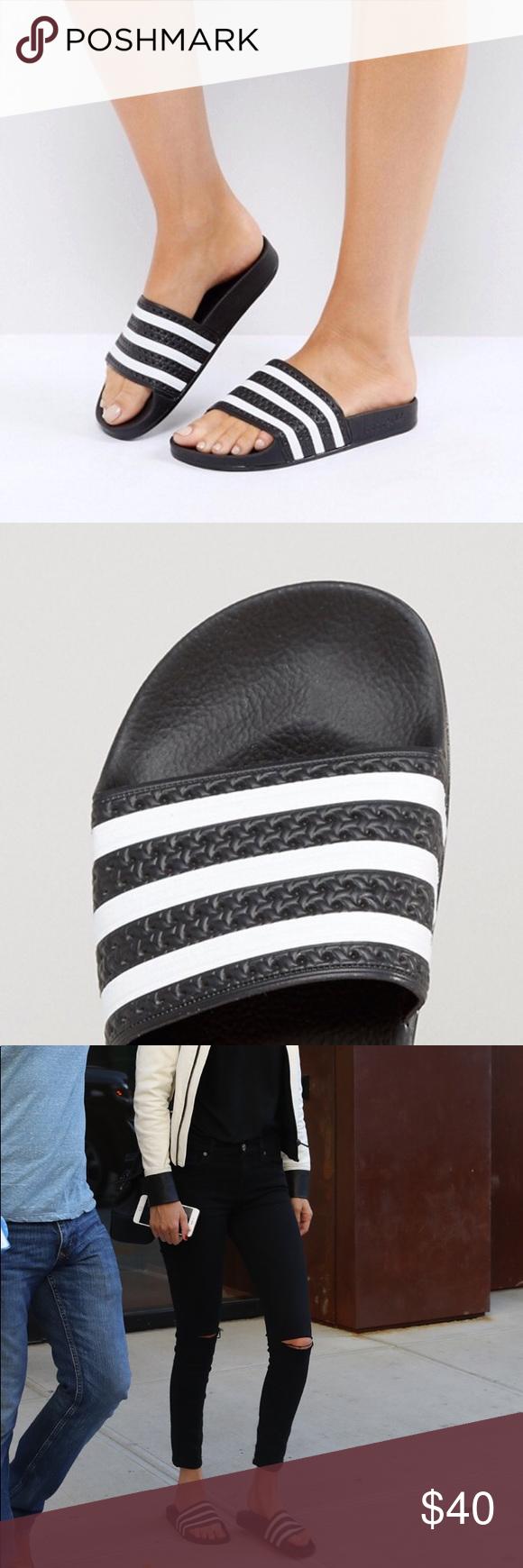 Adidas Adilette Slides   Adidas