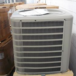 2 Ton 13 Seer R410a Goodman Vsx130241 Ac Condenser Coil And Acc With Images Air Conditioner Condenser Ac Condenser Hvac