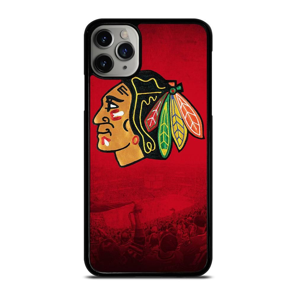 Chicago blackhawks nhl icon iphone 11 pro max case cover