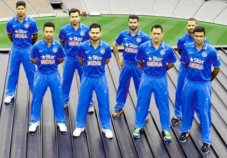 Indian Criecket Team Player Pics Cricket Teams Team Wallpaper India Cricket Team