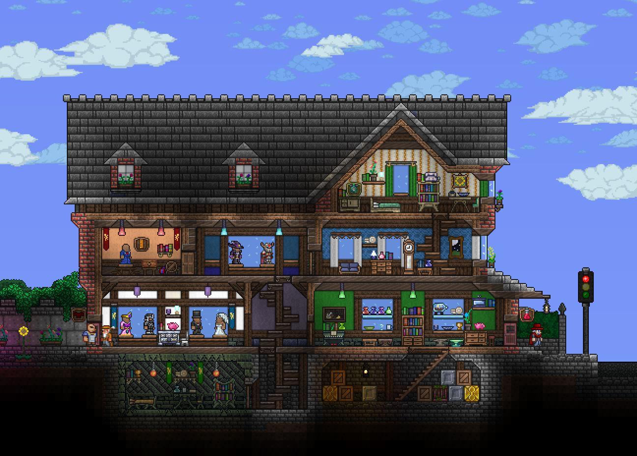 Terrari House Designs