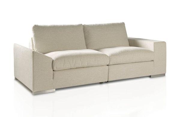 Sof 2 plazas de estilo contempor neo los muebles de la Muebles estilo contemporaneo moderno