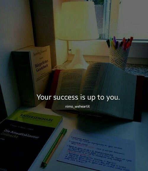 Successful People are always Strong