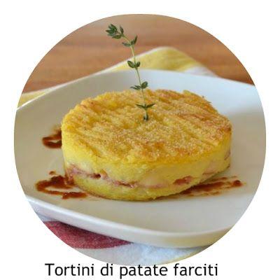 a.c: Tortini di patate farciti