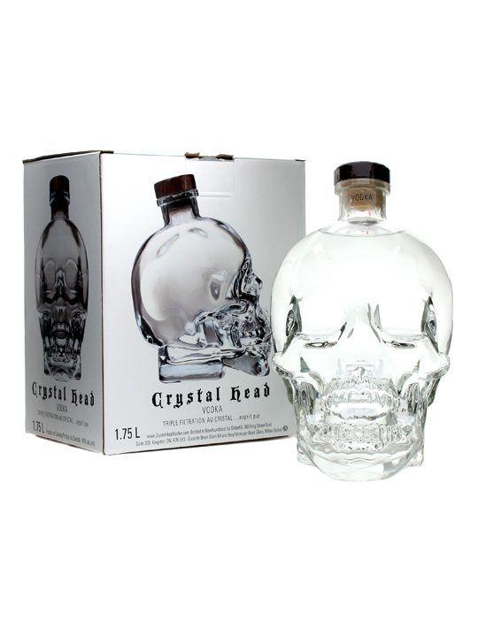 Crystal Head Vodka Large Bottle : Buy