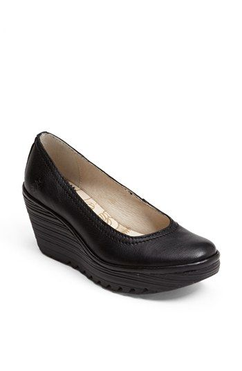 1f1e33ce933b Fly London  Yoni  Platform Pump available at  Nordstrom