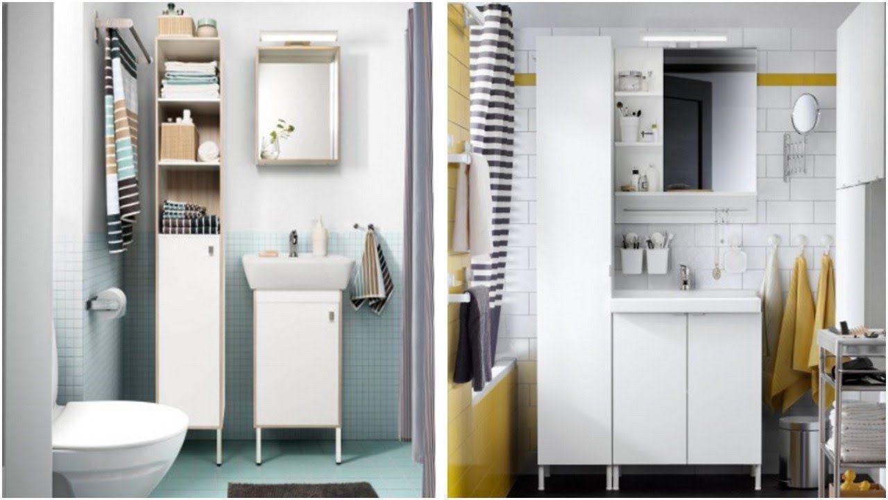 35 Small Bathroom Storage Ideas IKEA | DIY Home Decor Ideas ...