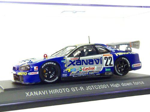 1/43 ザナヴィヒロト GT-R #22 JGTC 2001 ハイダウンフォース エブロ http://www.amazon.co.jp/dp/B00DIWPZ7K/ref=cm_sw_r_pi_dp_Uu4Zub1D1891H
