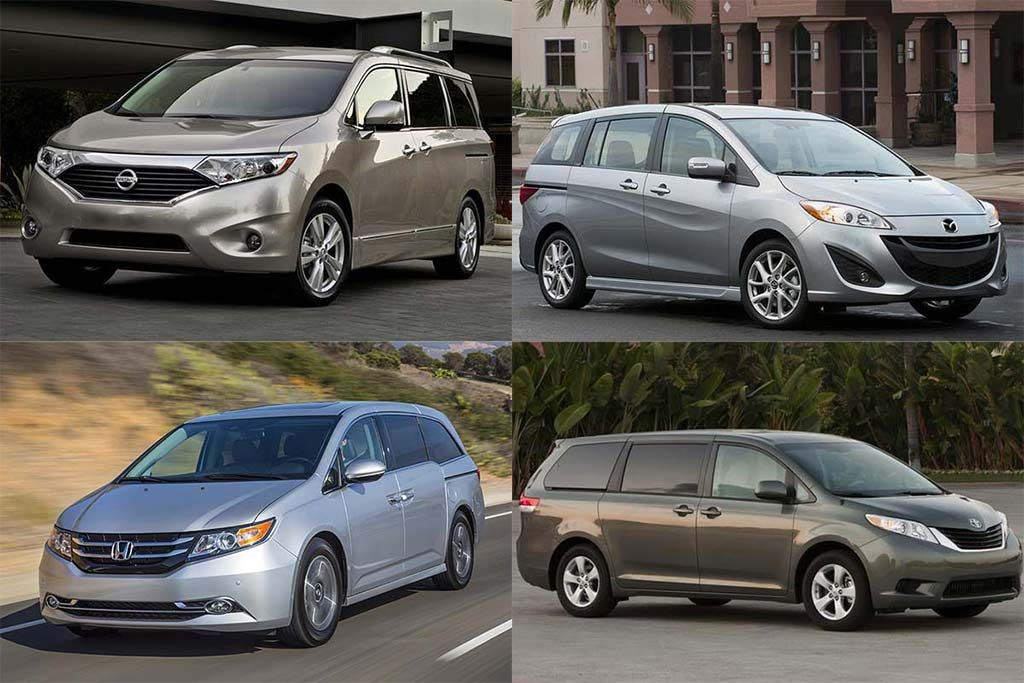 6 Great Used Minivans Under 15,000 for 2019 Best family