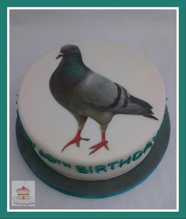 Pigeon Cake Stuff To Try Cake Pigeon Birthday Cake