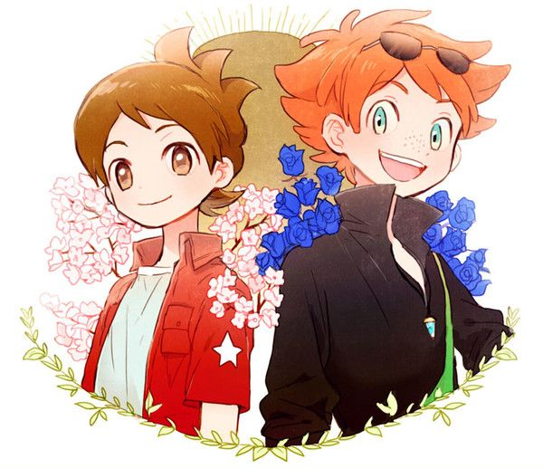 Anime by Artemi Story on Yo-kai Watch | Yo kai watch 2 ...