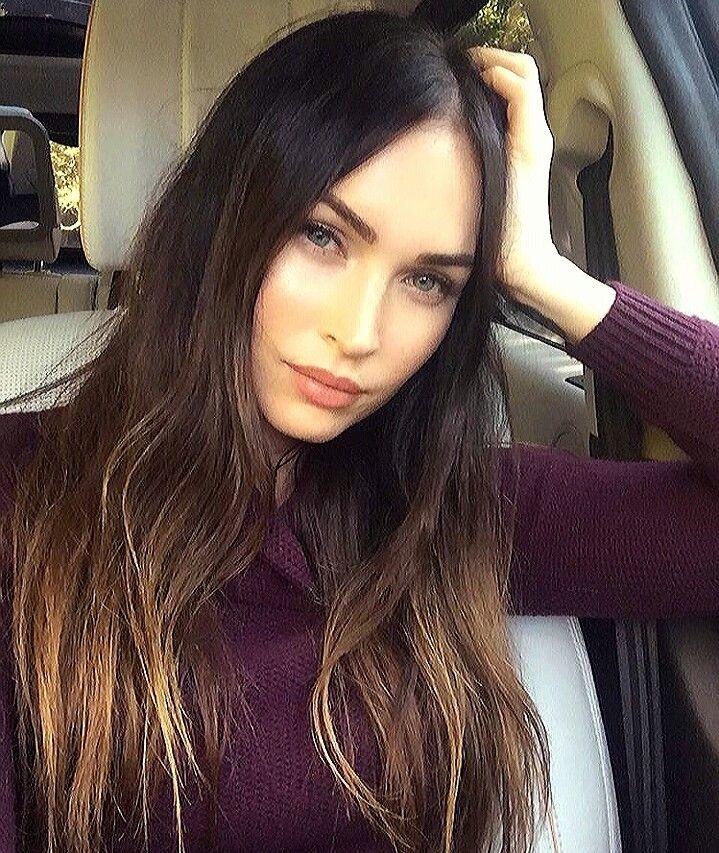 Megan Fox selfie 2018 ...