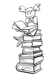 Resultat De Recherche D Images Pour Dessin Pile De Livres