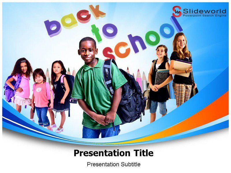 Education #PowerPoint #Templates    wwwslideworld - powerpoint flyer template