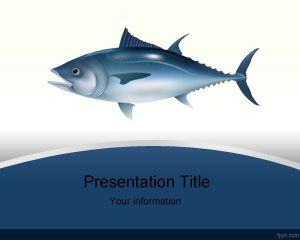 Free tuna fish powerpoint template background is a free style theme free tuna fish powerpoint template background is a free style theme for powerpoint presentations that you can download if you need a powerpoint theme design toneelgroepblik Gallery