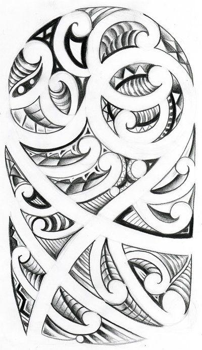 Maori Tat By *WillemXSM On DeviantART