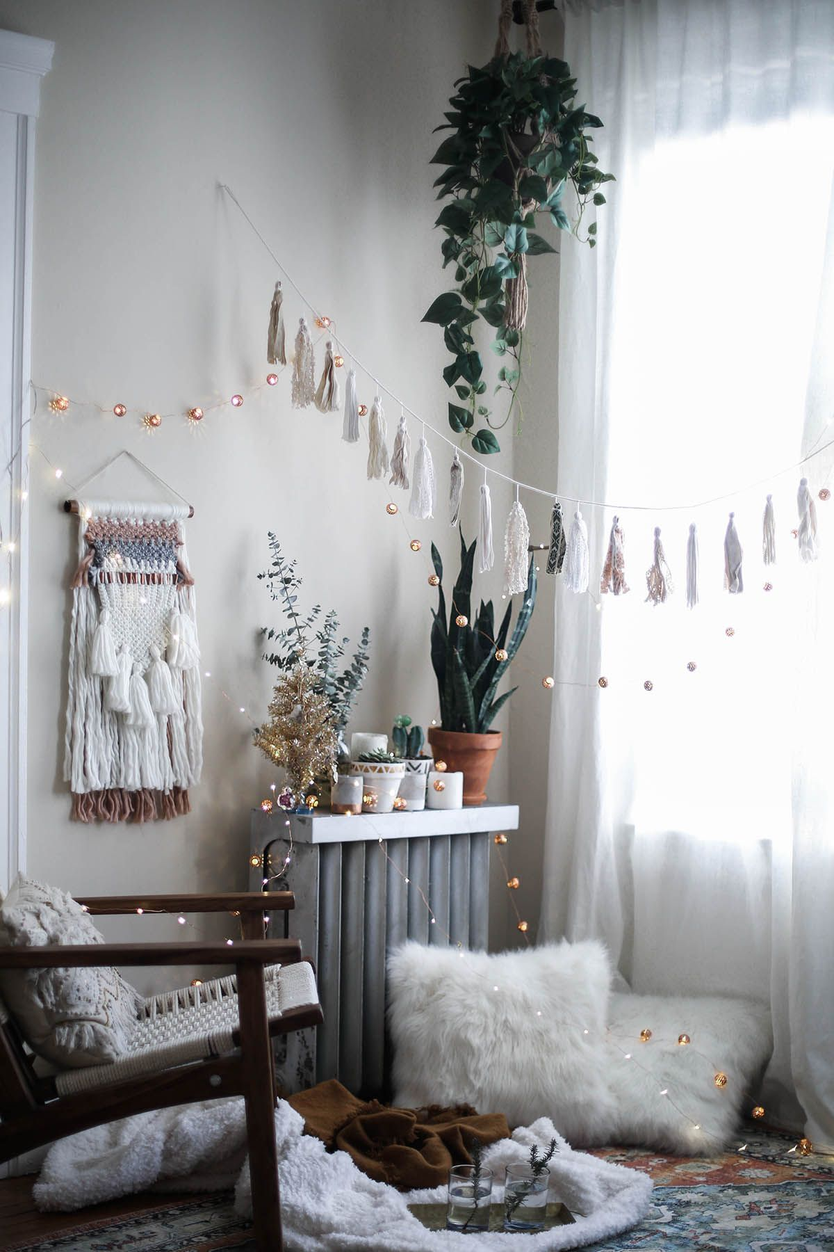 Bedroom Ideas Urban Outfitters A Cozy Holiday With Urban Outfitters Living Home Decor