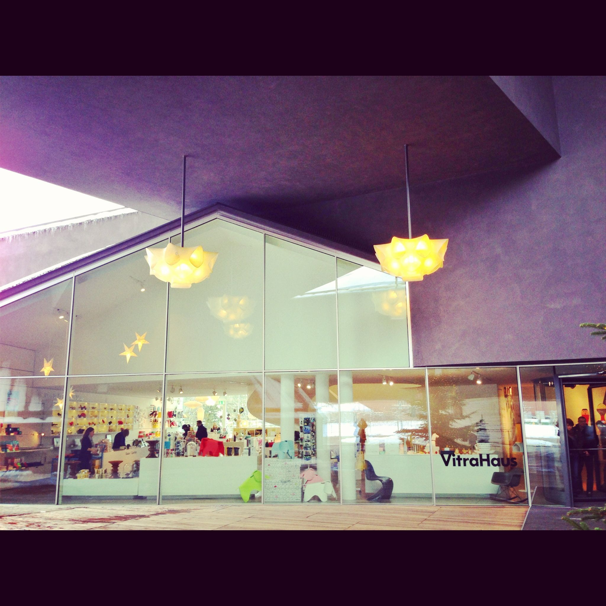 Our visit to Vitra Museum