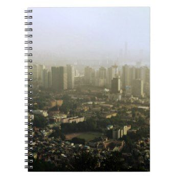 Seoul From Above Urban Photo Design Notebooks