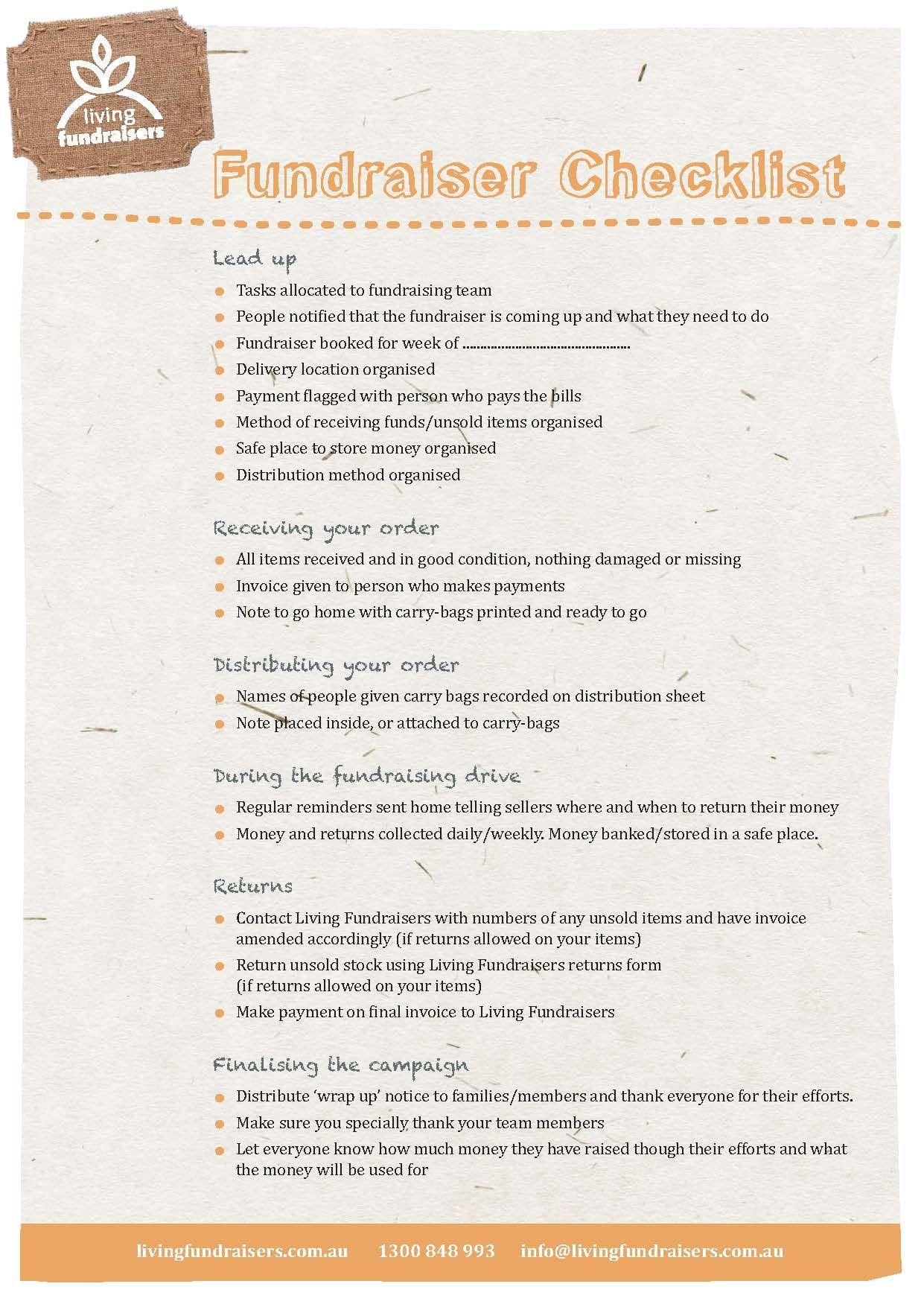 Living Fundraisers Is Now Closed Event Planning Quotes Event Planning Infographic Event Planning Proposal