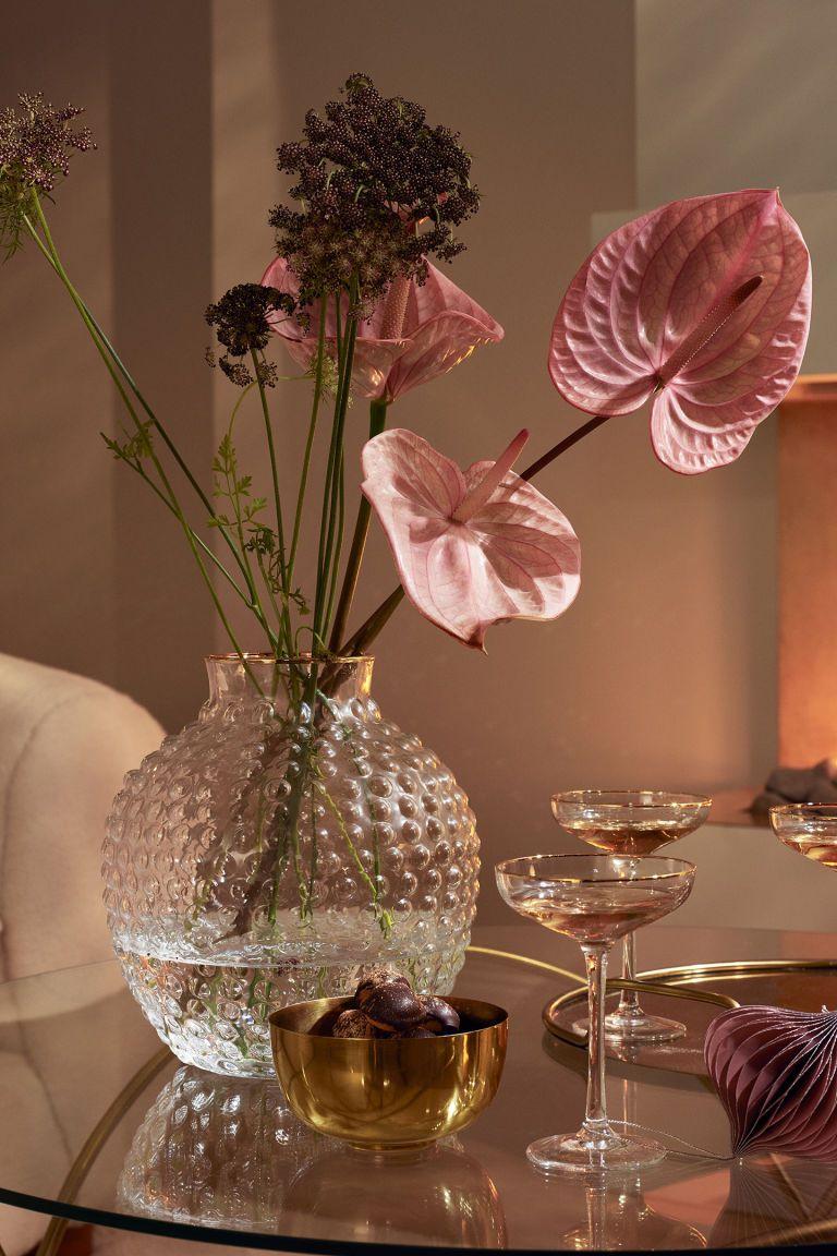 Idee Deco Pour Grand Vase Transparent large glass vase in 2020 | large glass vase, vase