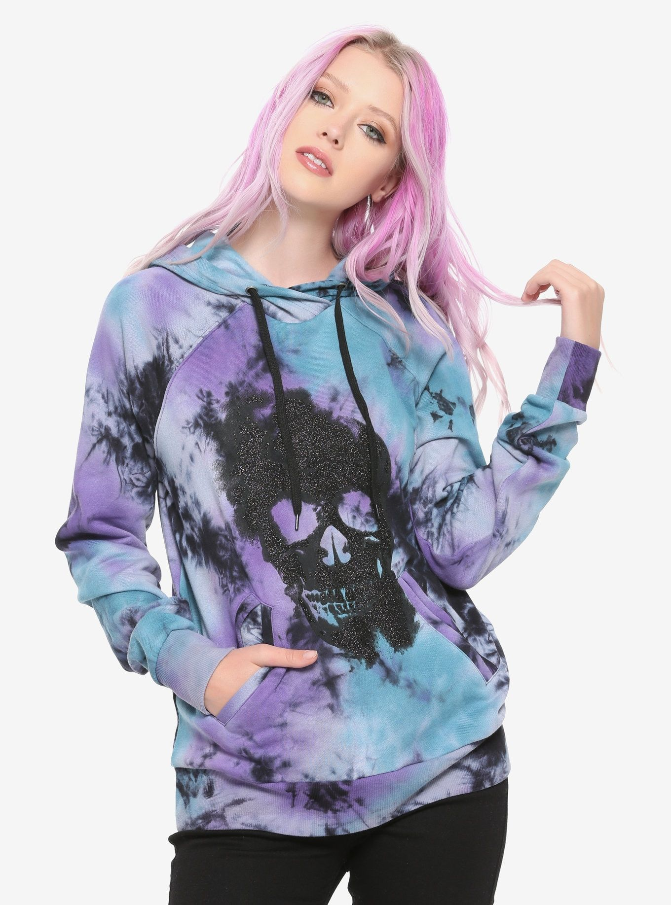 Largeimages cool girl outfits hoodie girl unique sweaters