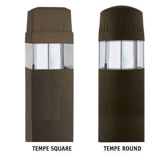 Hubbell Outdoor Lighting Hubbell Outdoor Lighting  Products  Bollards  Tempe Solar