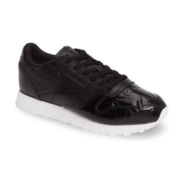 2f5745a33a9 classic dynamic chrome sneaker by Reebok. Classic kicks amped up for the  modern woman feature