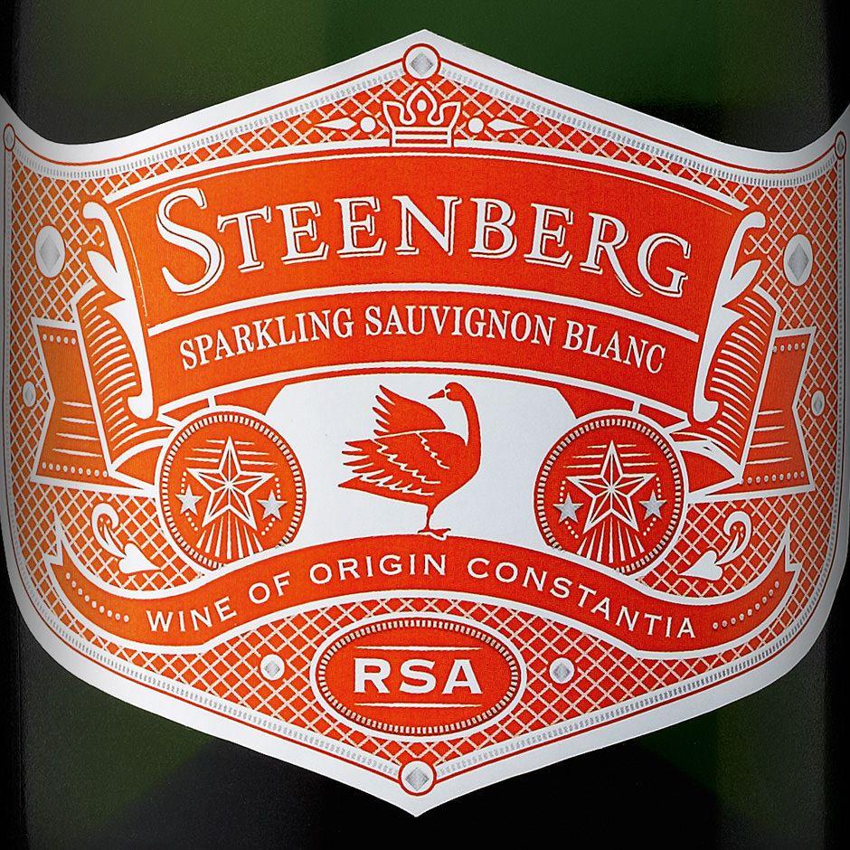 Steenberg Sparkling Sauvignon Blanc On Behance Weingut Orange Wein