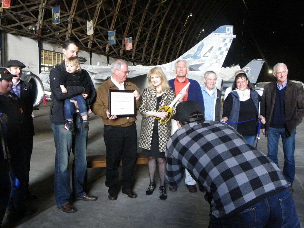 Air Museum Grand Opening a celebration of local history