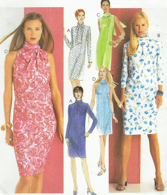 McCalls Sewing Pattern 3107 Womens Pullover by CloesCloset on Etsy