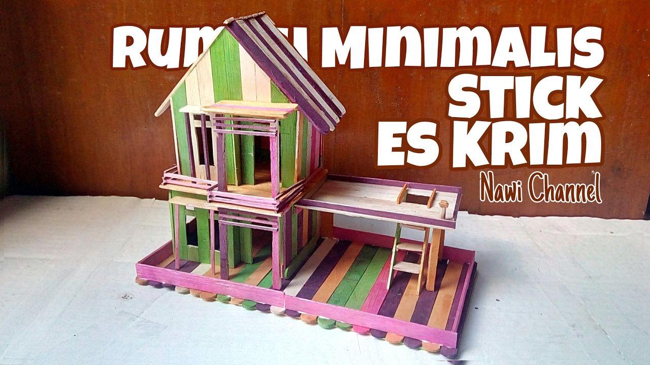 +7 Miniatur Rumah Minimalis Dari Kayu Download Gratis ...