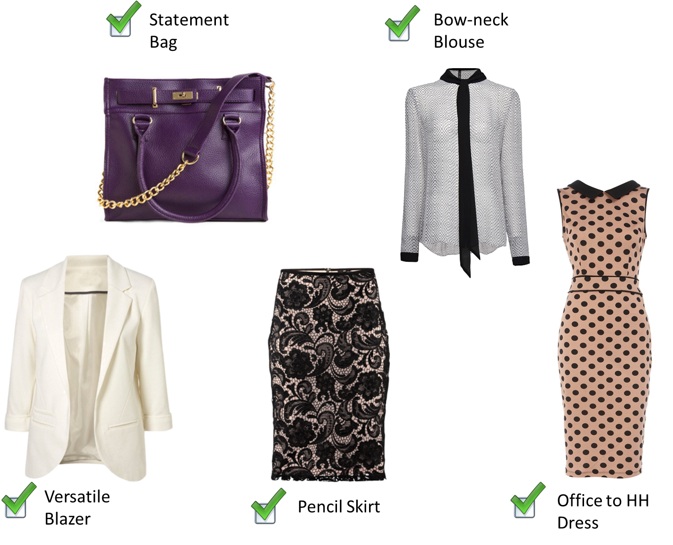 pin suits brown wardrobe to your new fix basic office