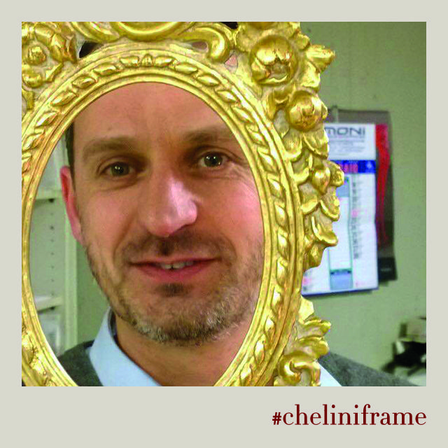 Edoardo Cappellini for #cheliniframe