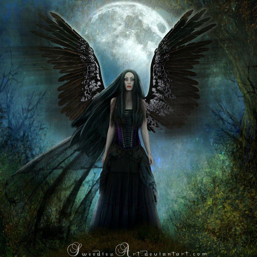 Dark Angel Deviantart