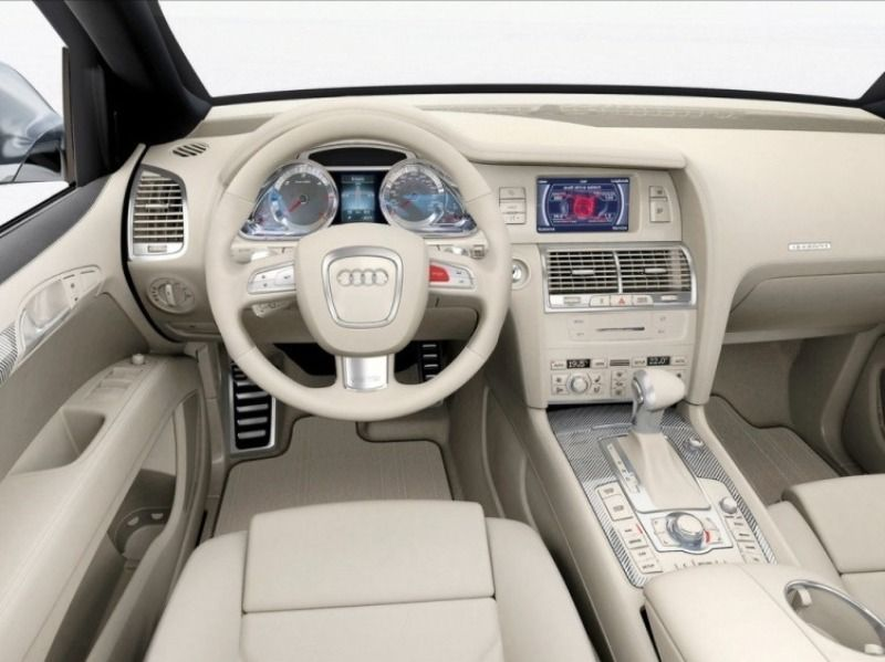 I Want The Interior Of My Car To Be As Sophisticated As My Home Audi Q7 Audi Q7 Interior Audi Q7 Tdi
