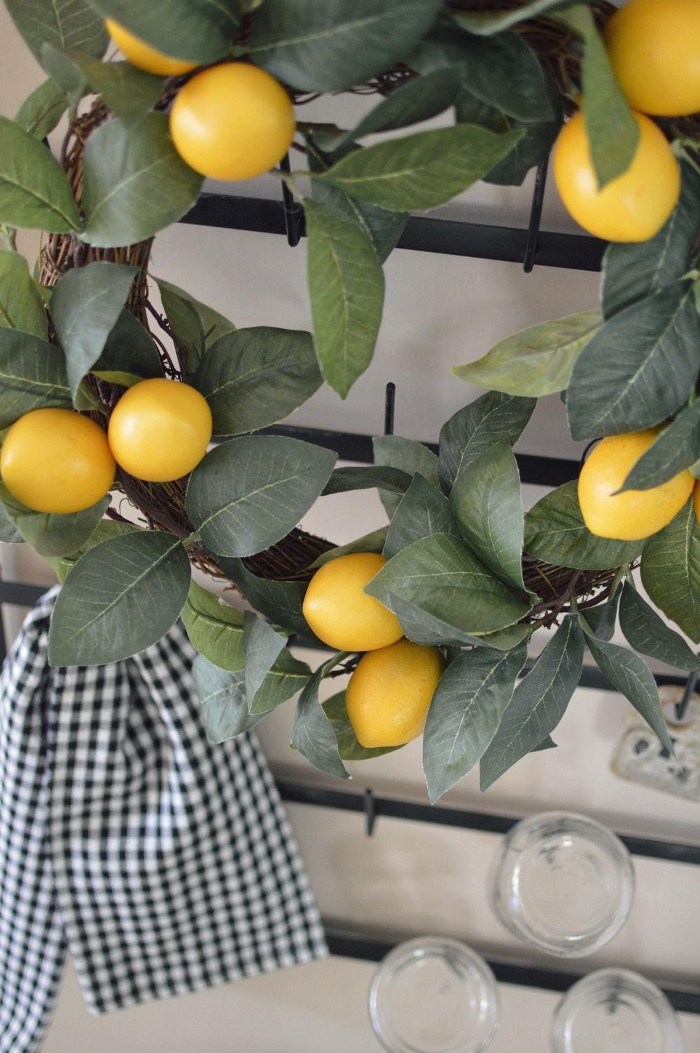 Happy Spring Cottage Kitchen Tour H O M E Lemon