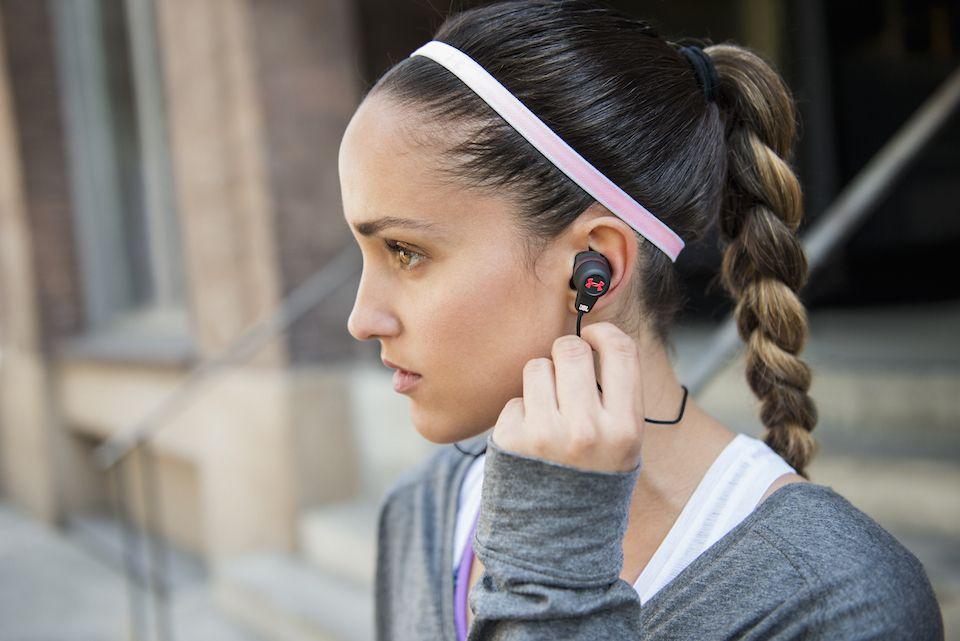 Shop This Article: UA Headphones Wireless