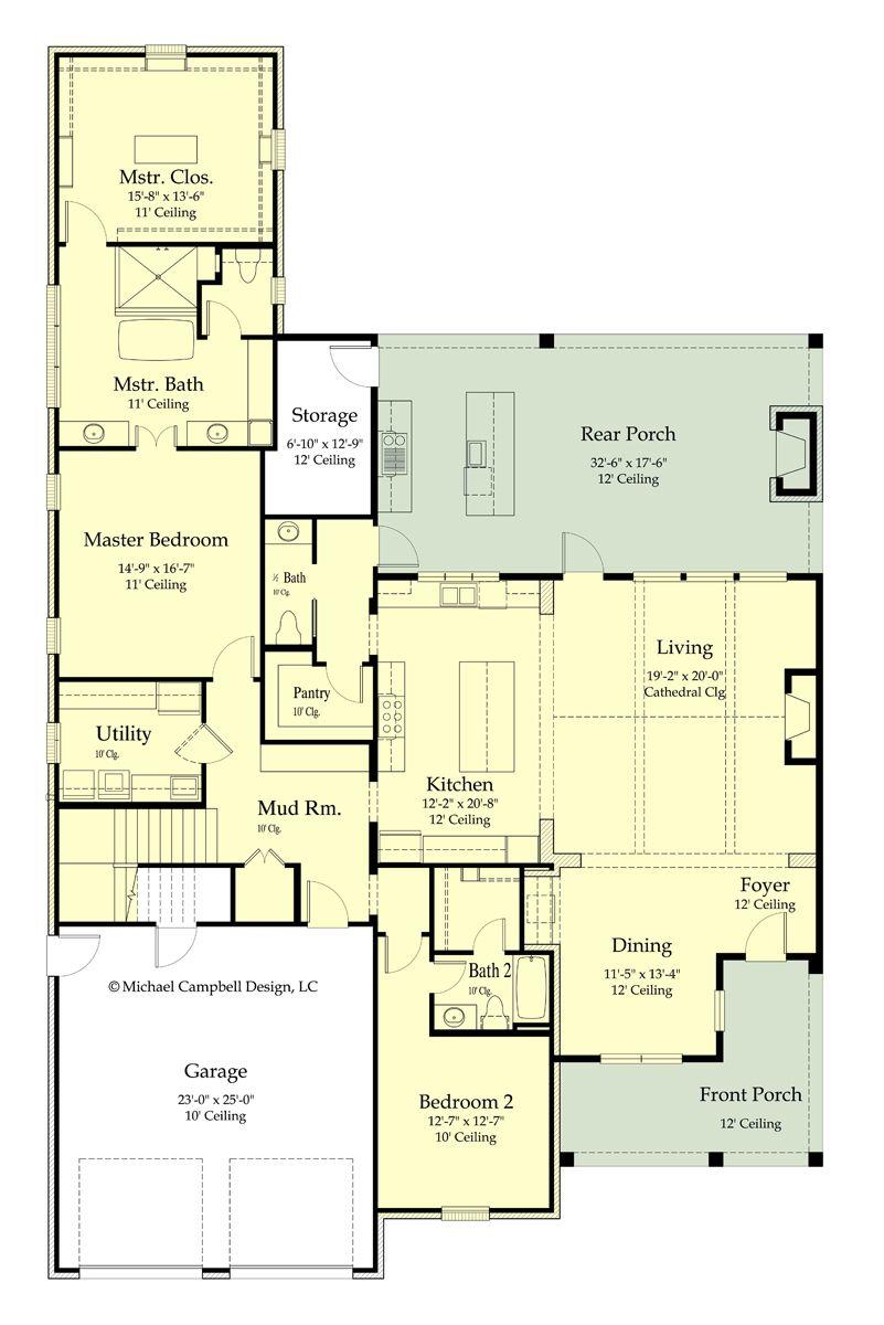 Plan 3234 60 – Michael Campbell Design