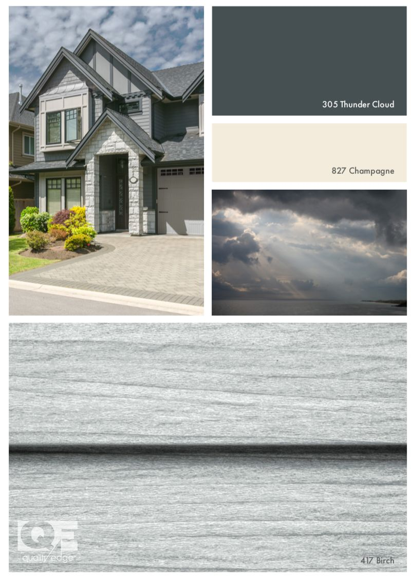 Best Grey Hue Available In Soffit Fascia Gutter Trim Coil 640 x 480