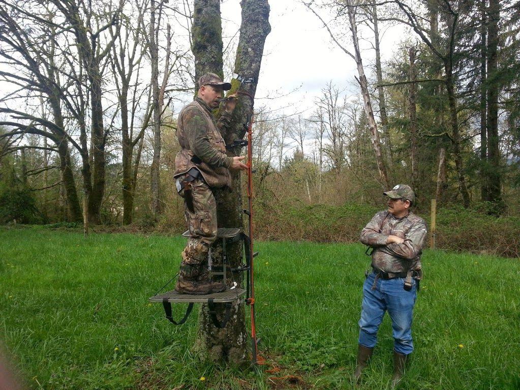 Washington bowhunter education class bow hunting class