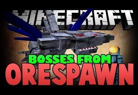 Minecraft Orespawn 1 7 10 Mod Minecraft Mods