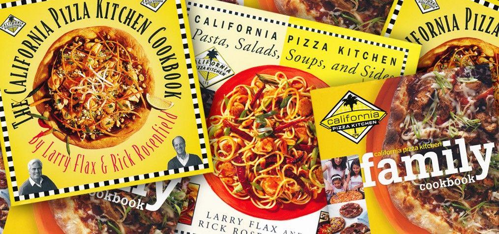 California pizza kitchen cookbooks california pizza