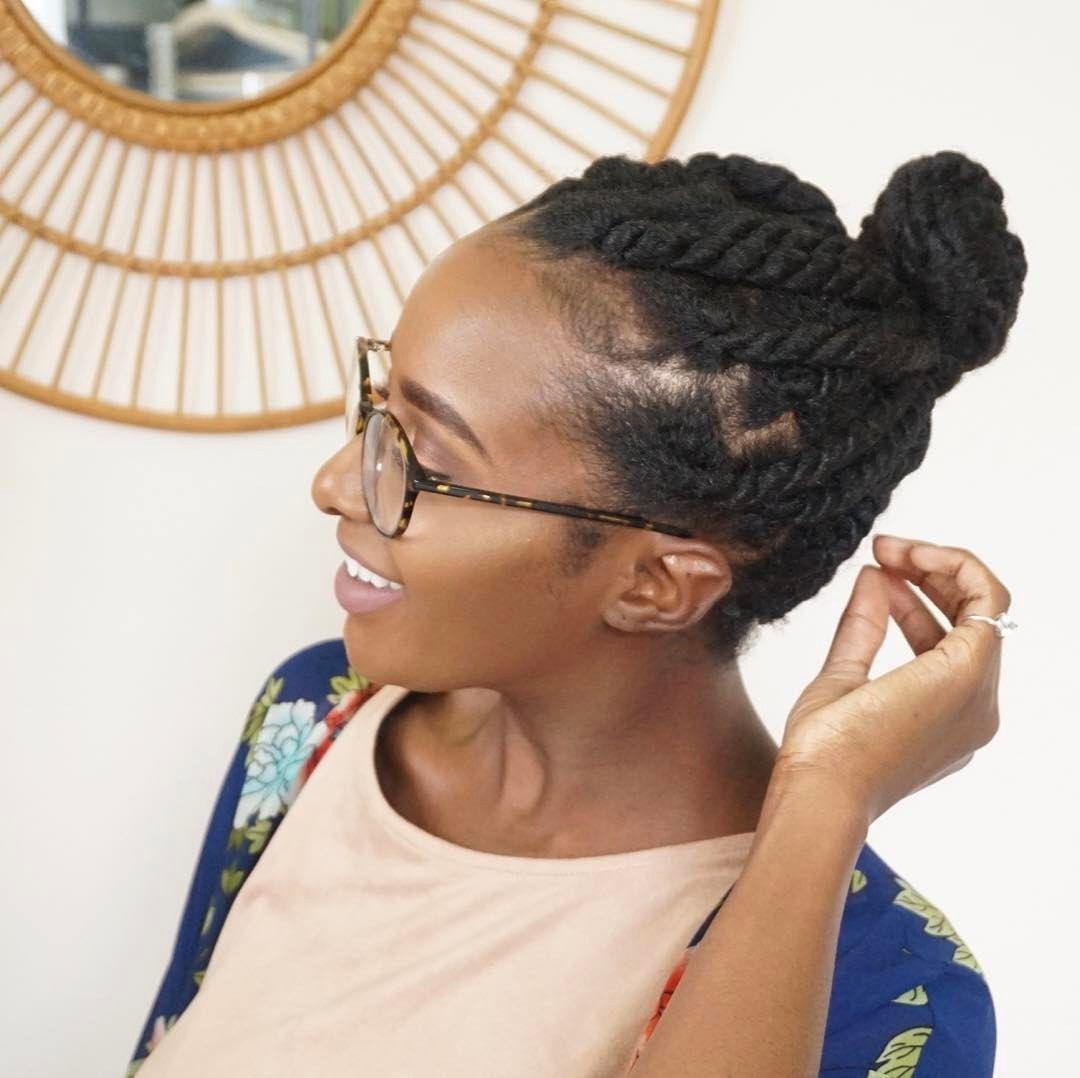 ambrosia malbrough (@brosiaaa) low manipulation hairstyles