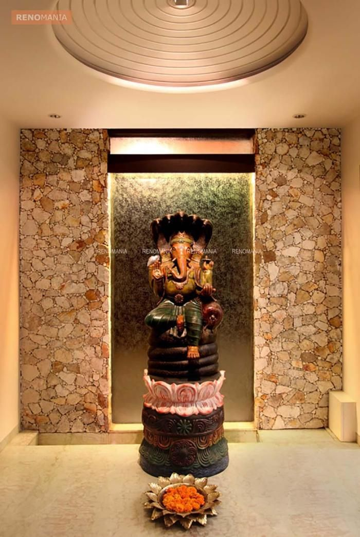 Hindu Prayer Room Design: Hindu Prayer Room Deco - Google Search