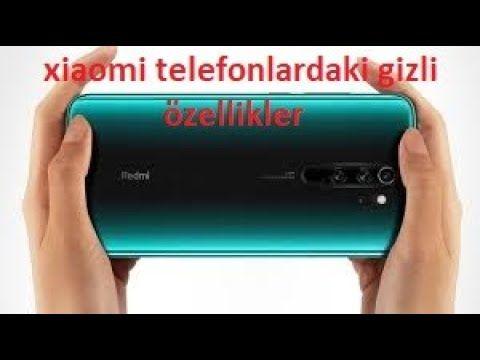 xiaomi telefonlarda ikinci alan oluşturma #xiaomi #redminote8pro - YouTube