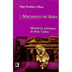 Livro - Memorias Postumas De Bras Cubas