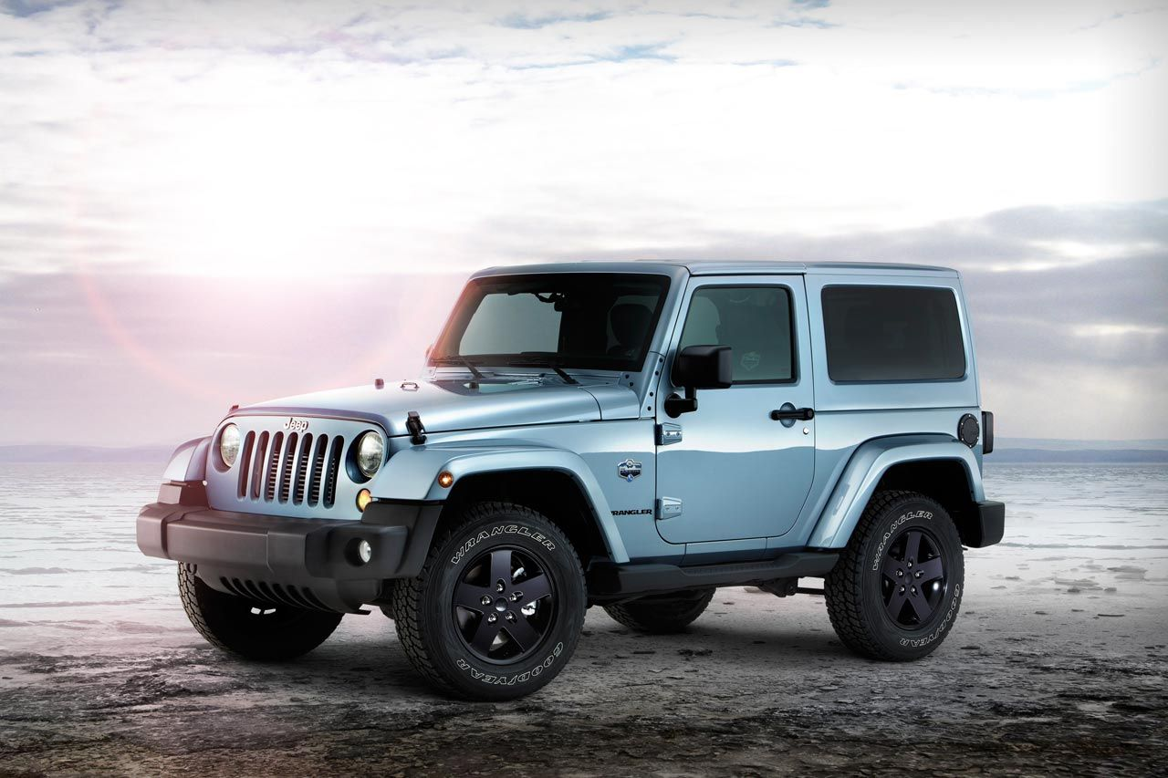 Jeep Wrangler Arctic Edition Now This Is An Adventure Vehicle
